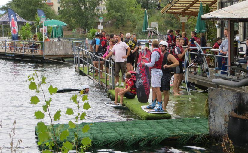 Ankündigung: Wasserski und Wakeboarding V